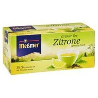 Messmer Green Tea Lemon
