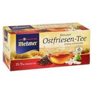 Messmer finest Ostfriesen tea