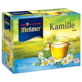 Meßmer Kräutertee Kamille  (big box)