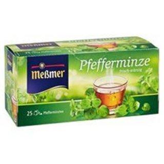 Meßmer herbal tea peppermint