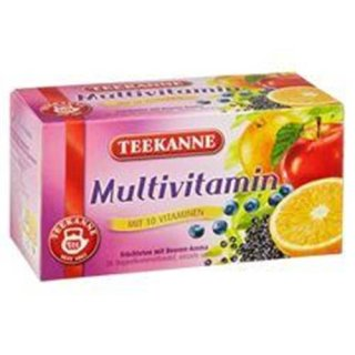 Teekanne  Multivitamin
