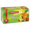Teekanne Brasilianische Limette