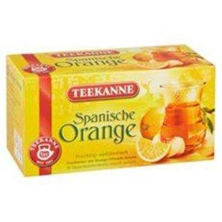Teekanne Spanische Orange