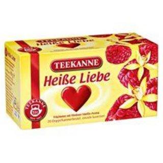 Teekanne Heiße Liebe