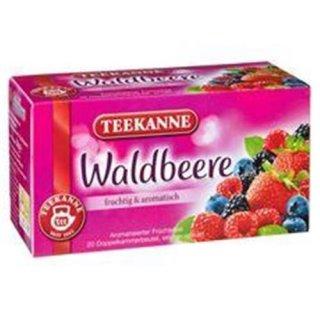 Teekanne Waldbeere