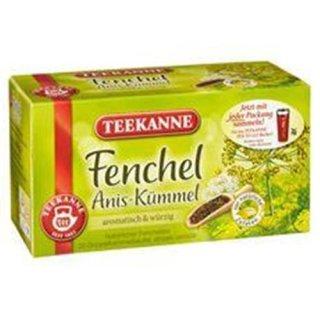 Teekanne fennel anise caraway