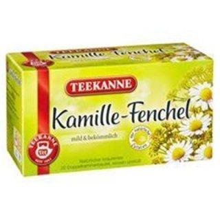 Teekanne Kamille-Fenchel