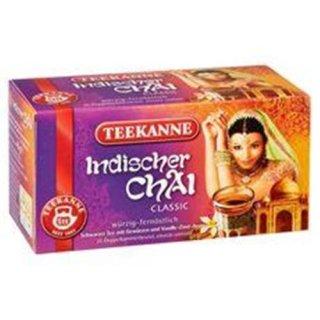 Teekanne Indischer Chai