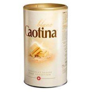 Caotina Blanc Weiße Trinkschokolade
