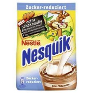 NestlÈ Nesquik Kakaopulver zuckerreduziert