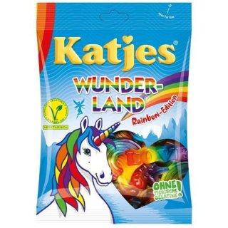 Katjes Wunderland rainbow edition
