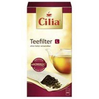 Cilia Teefilter size L