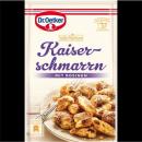 Dr. Oetker sweet meal Kaiserschmarn