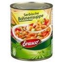 Erasco Serbische Bohnensuppe mit Rauchspeck