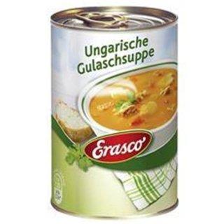 Erasco Ungarische Gulaschsuppe 370ml