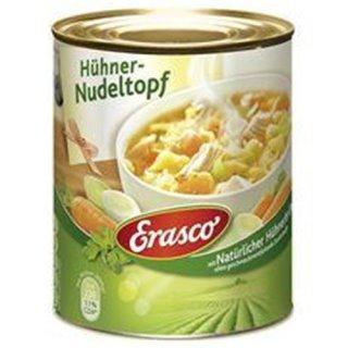 Erasco chicken noodle pot