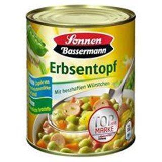 Sonnen Bassermann My pea stew
