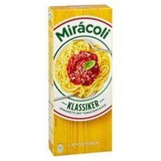 Miracoli classic spaghetti with tomato sauce