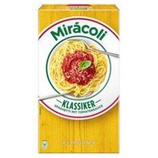 Miracoli classic spaghetti with tomato sauce Family