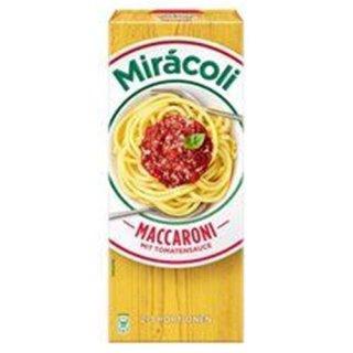 Miracoli Maccaroni mit Tomatensauce