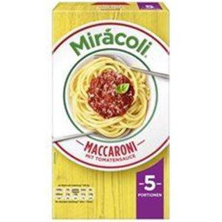 Miracoli Maccaroni with tomato sauce Family