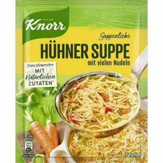Knorr Suppenliebe Hühner Suppe