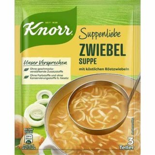 Knorr Zwiebelsuppe