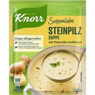 Knorr Suppenliebe Steinpilz