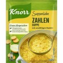 Knorr Suppenliebe Zahlen Suppe