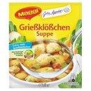 Maggi Guten Appetit Grießklößchen Suppe