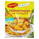 Maggi Guten Appetit chicken soup with animal figures