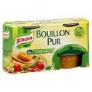 Knorr Bouillon Pure Vegetables