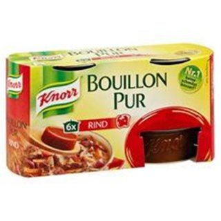 Knorr Bouillon Pure Beef