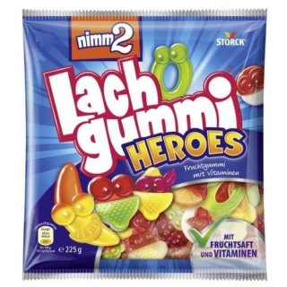 nimm2 Lachgummi Heroes