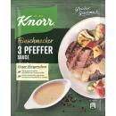 Knorr Gourmet 3 pepper sauce