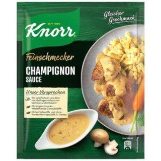 Knorr Feinschmecker Champignonsauce