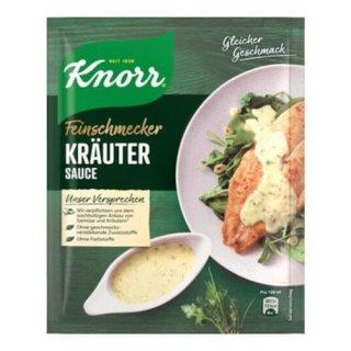 Knorr gourmet herb sauce