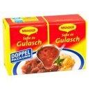 Maggi Delikatess Soße zu Gulasch