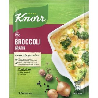 Knorr Fix Broccoli Gratin