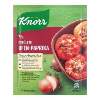 Knorr Fix Stuffed oven-pepper