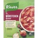 Knorr Fix Sausages Goulash