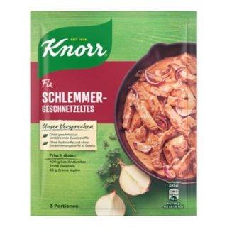 Knorr Fix Schlemmer-Sliced