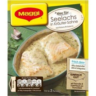 Maggi Fix & Fresh Salmon in herbal cream