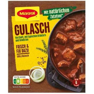 Maggi Fix & Frisch Gulasch