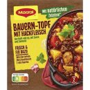 Maggi Fix & Frisch peasant pot with minced meat