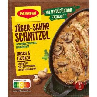 Maggi Fix & Fresh Hunter Cream Schnitzel
