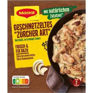Maggi Fix & Frisch Sliced ??Zurich style