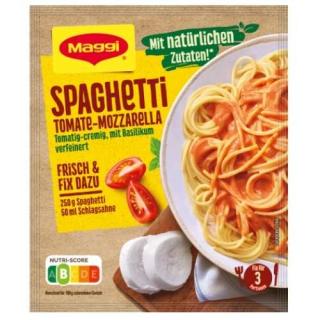 Maggi Fix & Fresh Spaghetti Tomato Mozzarella
