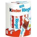 Kinder Riegel 10er | Deutsche Schokolade