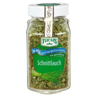 Fuchs chives freeze-dried